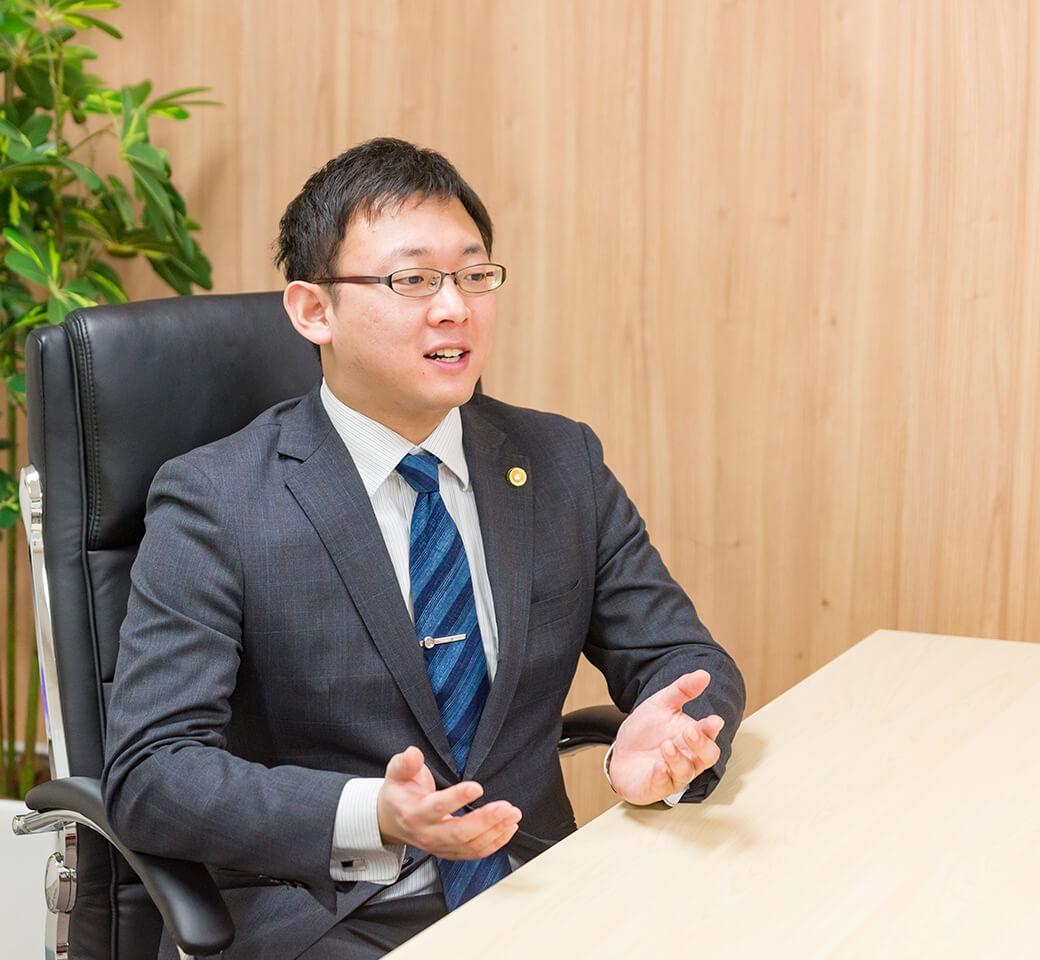 弁護士インタビュー写真2